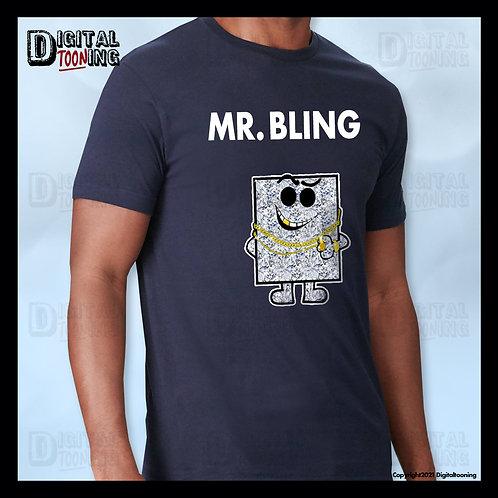 Mr Bling T-Shirt