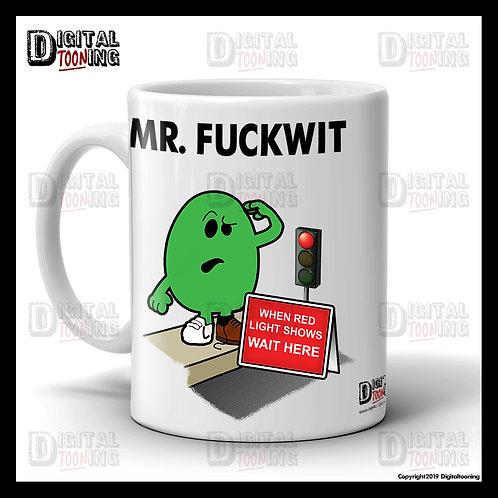Mr Fuckwit Mug