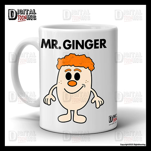 Mr Ginger Mug