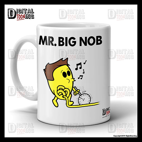 Mr Big Nob Mug