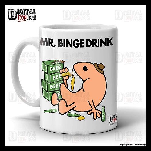 Mr Binge Drink Mug