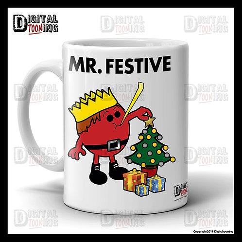 Mr Festive