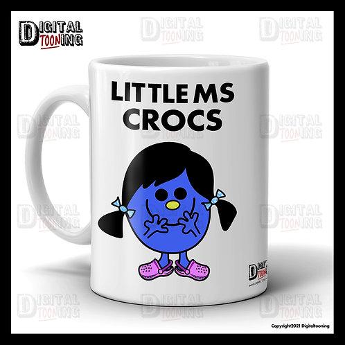 Little Ms Crocs Mug
