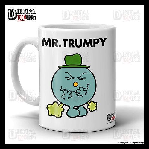 Mr Trumpy Mug
