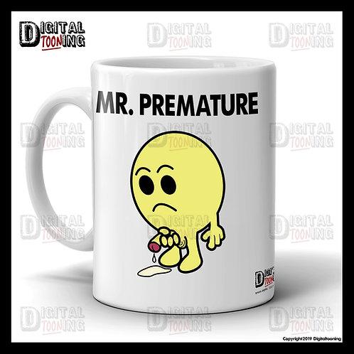 Mr Premature Mug