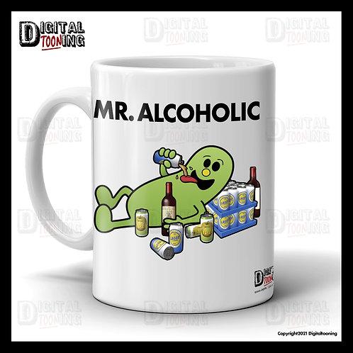 Mr Alcoholic Mug