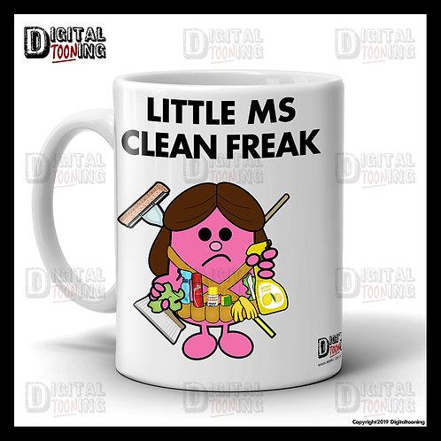 Little Ms Clean Freak Mug