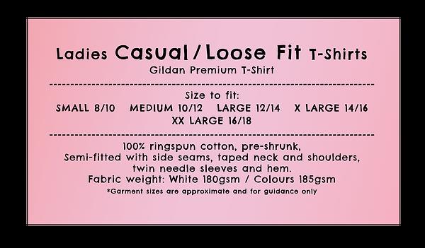 Sizes - Shirts Ladies Loose - Gildan.png