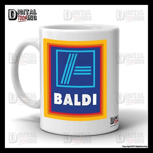 BALDI - Spoof ALDI  Mug