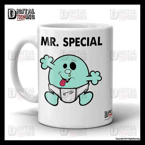 Mr Special Mug