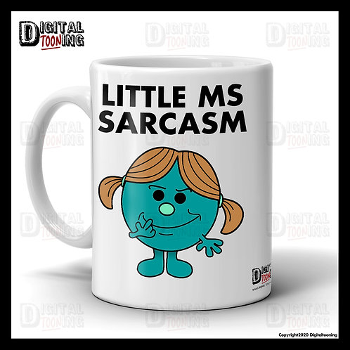 Little Ms Sarcasm