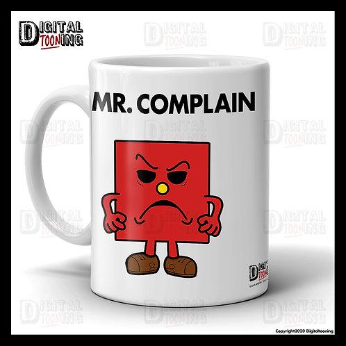 Mr Complain Mug