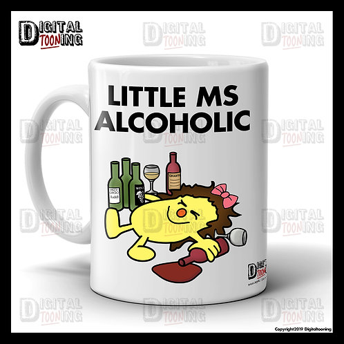 Little Ms Alcoholic
