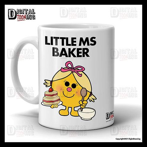 Little Ms Baker Mug