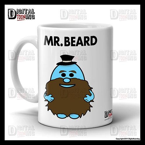 Mr Beard Mug