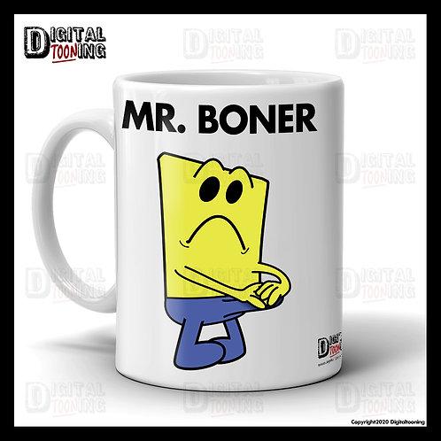 Mr Boner Mug