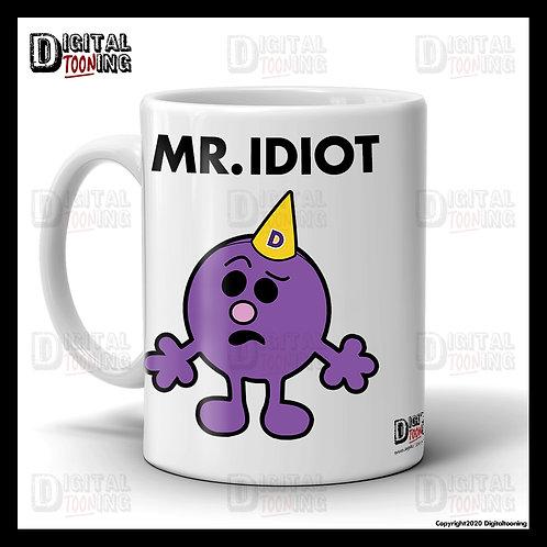 Mr Idiot Mug