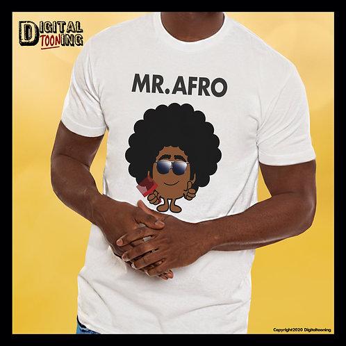 Mr Afro T-Shirt