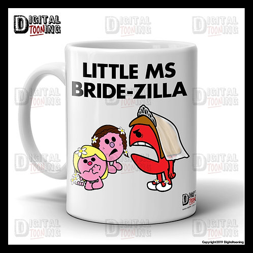 Little Ms Bride-Zilla