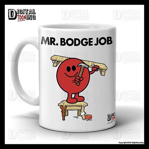 Mr Bodge Job Mug