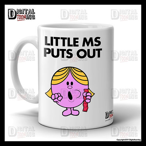Little Ms Puts Out