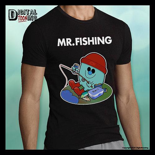 Mr Fishing T-Shirt