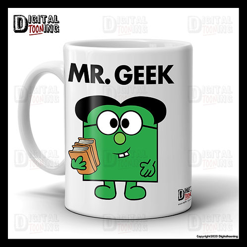 Mr Geek Mug