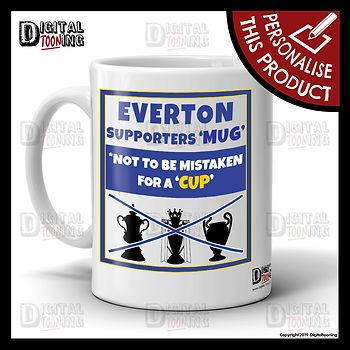 OMUG9801 - Everton Supporters Mug Copyri