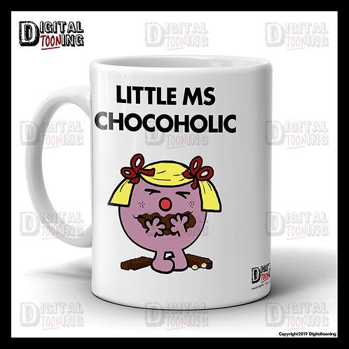 Little Ms Chocoholic Mug