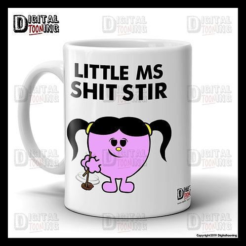 Little Ms Shit Stirrer