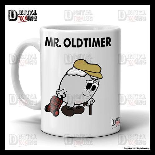 Mr Old Timer
