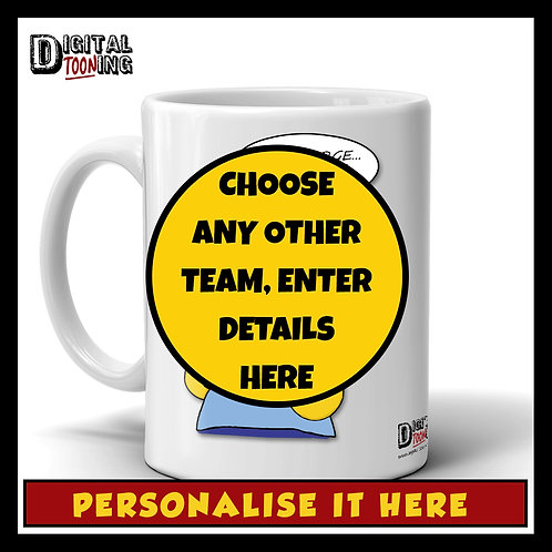 Special Homer - Personalise Option