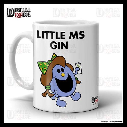 Little Ms Gin Mug