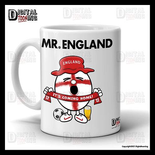 Mr England Mug