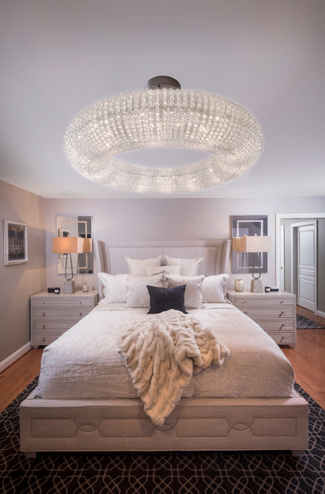 Medford, NJ: Transitional Bedrooms