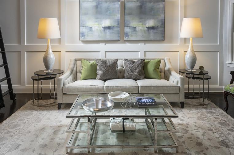 Mullica Hill, NJ: Transitional Living Room