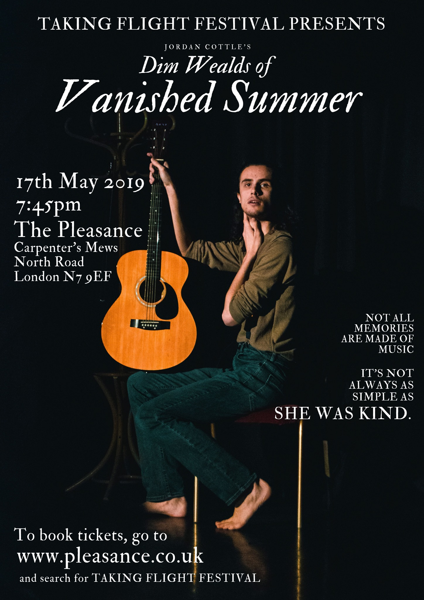 Dim Wealds of Vanished Summer | 2019