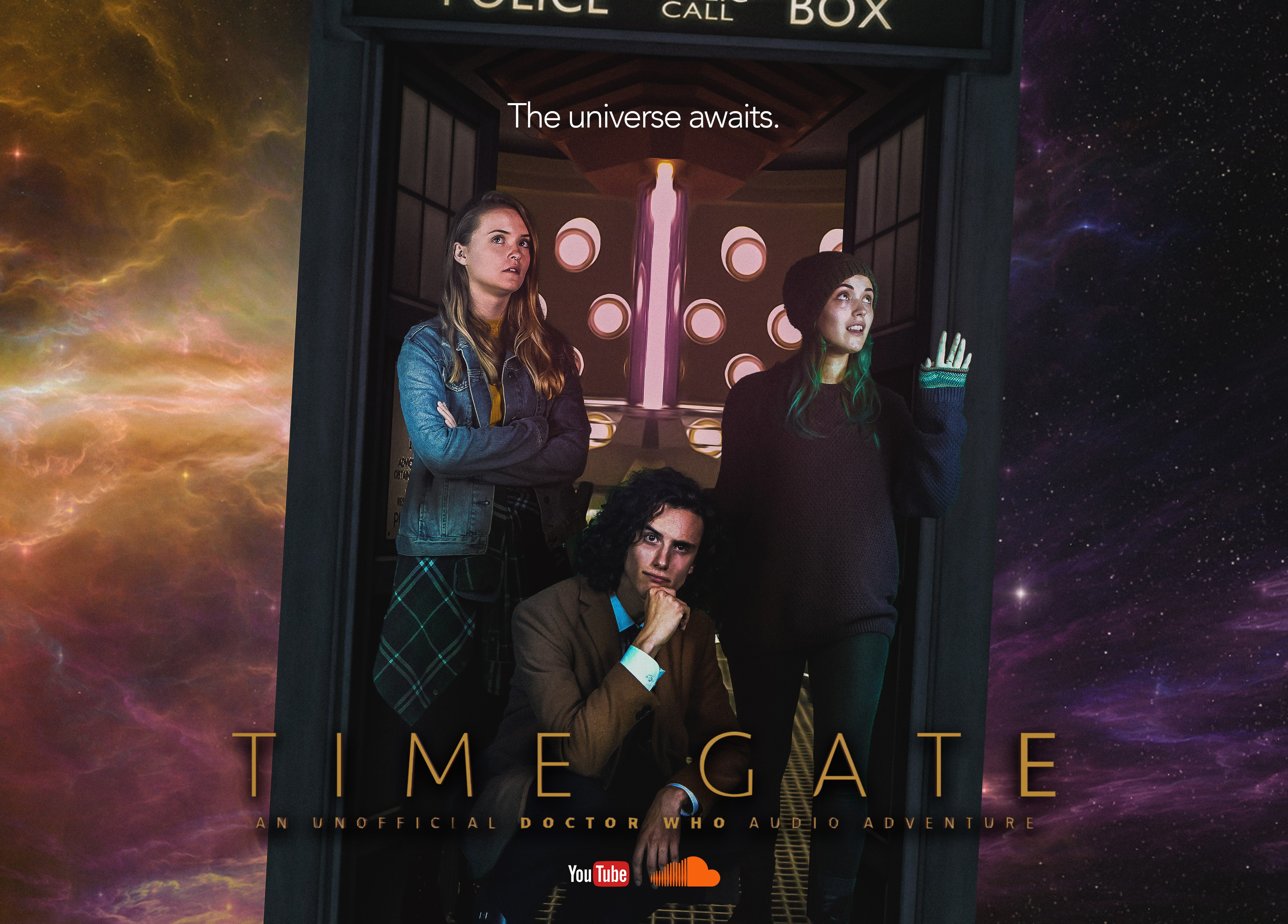 Time Gate | 2018