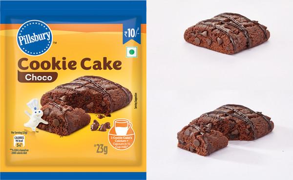 Pillsbury chocolate Cookie cake.jpg