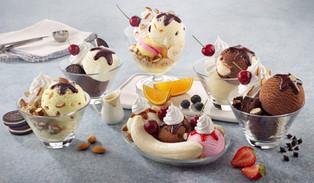Baskin Robbins Icecream styling