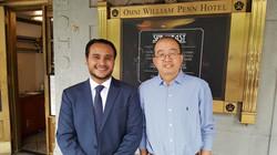 Carbon capture meeting| U.S. DOE/ Prof. Hong-Cai Zhou