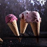 アイスクリームパーラーで