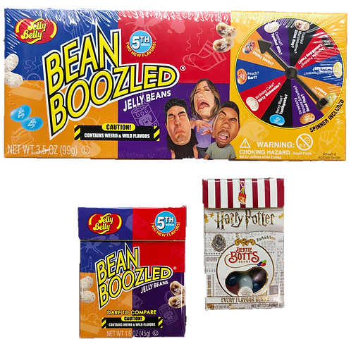 JELLY BELLY: BEAN BOOZLED