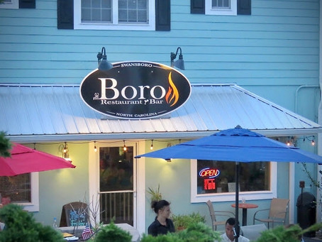 Review: The Boro Restaurant & Bar
