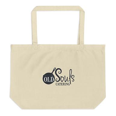 Old Souls Large Organic Tote Bag