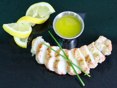 Sous Vide Lobster Tail