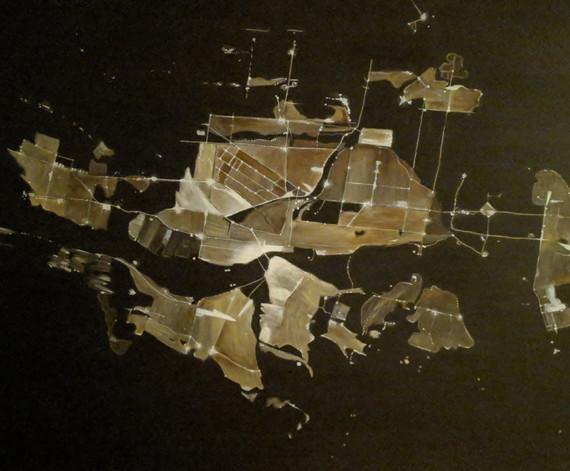 "Ottawa 48""x 36"" acrylics"