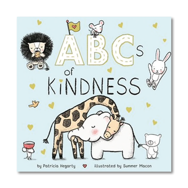 ABCs OF KINDESS by Patricia Hegarty