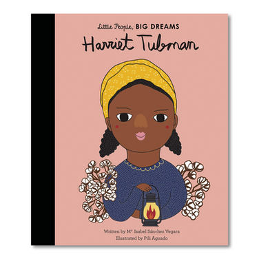 Harriet Tubman by Isabel Sanchez Vegara