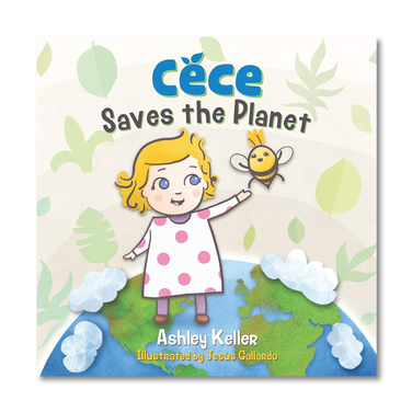 Cece saves the planet